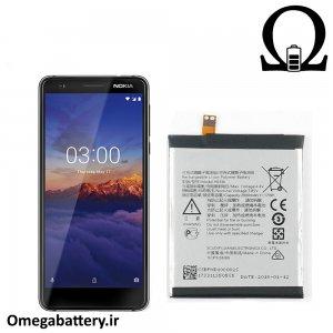 قیمت خرید باتری اصلی نوکیا Nokia 3.1 - HE336