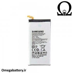 قیمت خرید باتری اصلی گوشی سامسونگ Samsung Galaxy A5 Duos