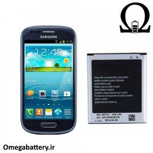 قیمت خرید باتری اصلی گوشی سامسونگ Samsung Galaxy S3 mini I8190