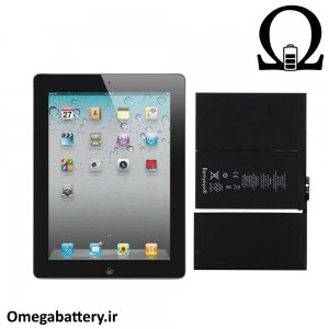قیمت خرید باتری اصلی آیپد اپل Apple iPad 2 Wi-Fi + 3G