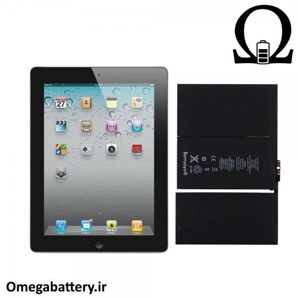 قیمت خرید باتری اصلی آیپد اپل Apple iPad 2 Wi-Fi