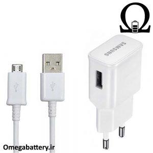 قیمت خرید شارژر، کابل شارژ و آداپتور اصلی سامسونگ (Samsung Galaxy S (I9000