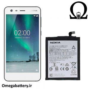 قیمت خرید باتری اصلی نوکیا Nokia 2 - HE338