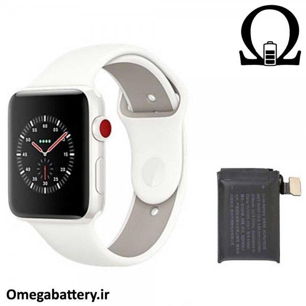 قیمت خرید باتری اصلی اپل واچ Apple Watch Edition Series 3 38mm