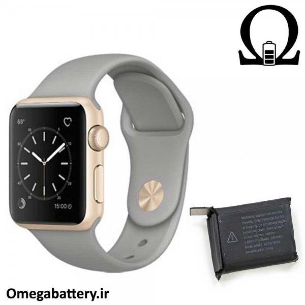 قیمت خرید باتری اصلی اپل واچ Apple Watch Series 1 Aluminum 38mm