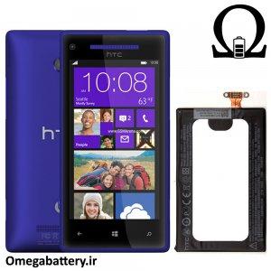 قیمت خرید باتری اصلی گوشی اچ تی سی HTC Windows Phone 8X