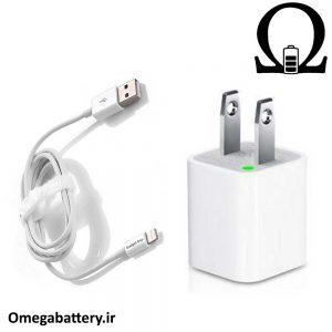 قیمت خرید شارژر، کابل شارژ و آداپتور اصلی گوشی iPhone 6