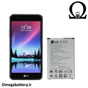 قیمت خرید باتری اصلی گوشی ال جی LG K4 2017 - BL-45F1F