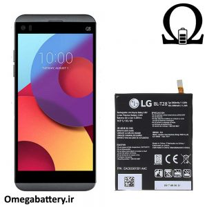 قیمت خرید باتری اصلی گوشی ال جی LG Q8 2017 - BL-T28