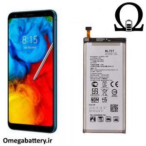 قیمت خرید باتری اصلی گوشی ال جی LG Q8 2018 - BL-T37