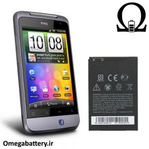قیمت خرید باتری اصلی گوشی اچ تی سی (BH11100) HTC Salsa