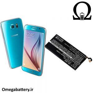 قیمت خرید باتری اصلی سامسونگ Samsung Galaxy S6 Duos با آموزش تعویض