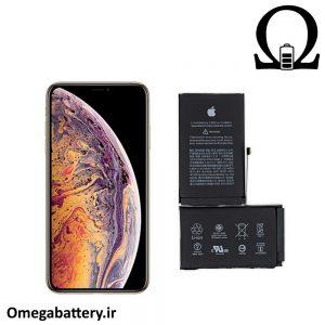 قیمت خرید باتری اصلی آیفون iPhone xs max