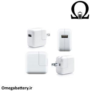 قیمت خرید آداپتور شارژ اصلی اپل 2.1 آمپر و 5.1 ولت - Apple A1357 - 10W
