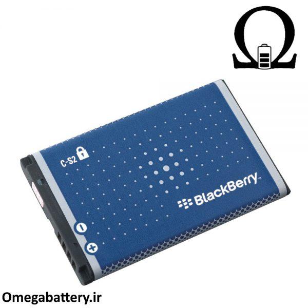 قیمت خرید باتری اصلی بلک بری مدل BlackBerry C-S2