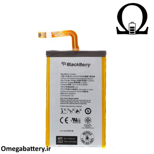 قیمت خرید باتری اصلی بلک بری BlackBerry Classic (BPCLS00001B)