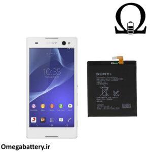 قیمت خرید باتری اصلی سونی (Sony Xperia C3 (LIS1546ERPC