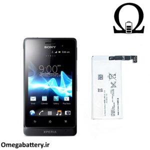 قیمت خرید باتری اصلی گوشی سونی Sony Xperia Go- ST27