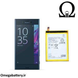 قیمت خرید باتری اصلی گوشی سونی Sony Xperia XZ