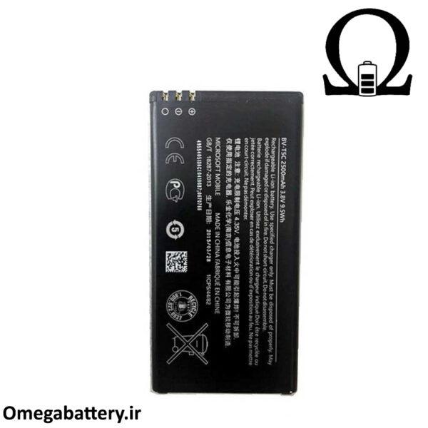 قیمت خرید باتری اصلی Microsoft Lumia 640 XL