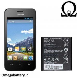 قیمت خرید باتری اصلی هواوی Huawei Ascend Y320