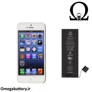 قیمت خرید باتری اصلی آیفون 5S به همراه آموزش تعویض 1