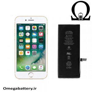 قیمت خرید باتری اصلی آیفون iPhone 7 با آموزش تعویض