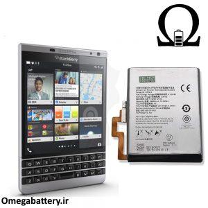 قیمت خرید باتری اصلی بلک بری BlackBerry Passport Silver (BAT-58107-003)