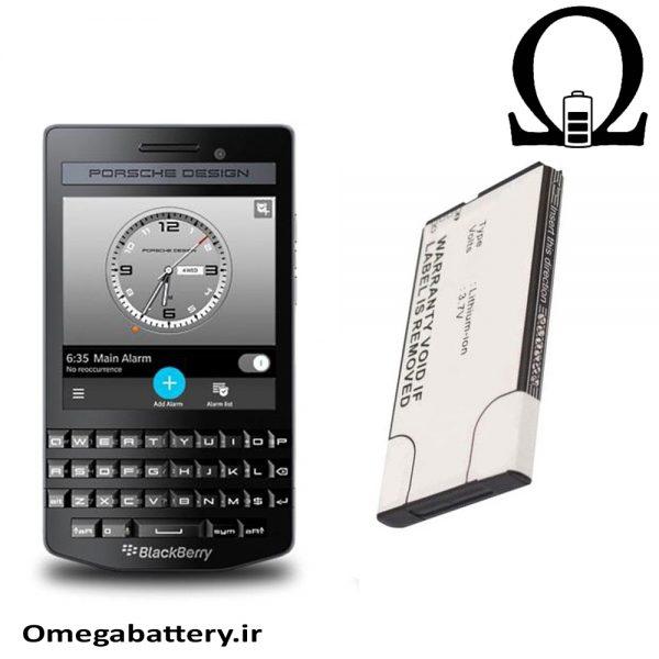 قیمت خرید باتری اصلی بلک بری BlackBerry Porsche Design P9983