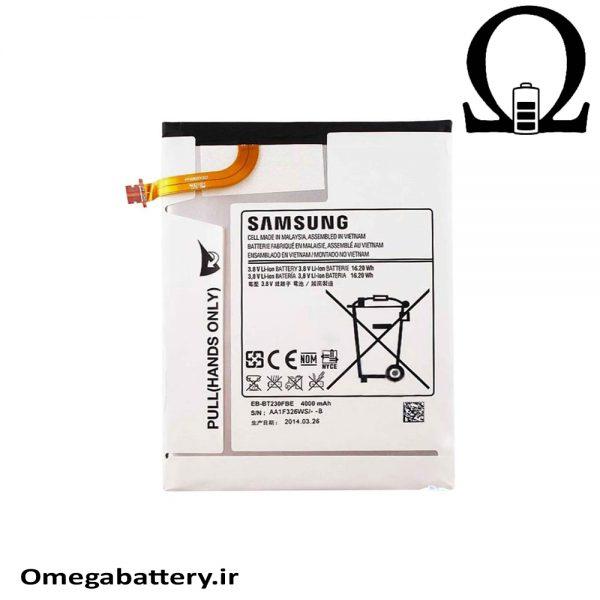 قیمت خرید باتری اصلی تبلت سامسونگ Samsung Galaxy Tab 4 7.0-T230 1
