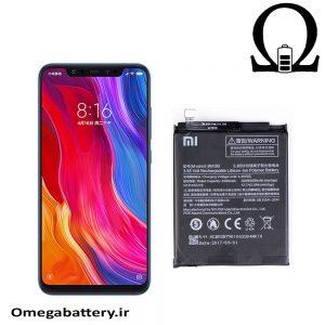 قیمت خرید باتری اصلی شیائومی مدل (Xiaomi Mi 8 (BM3B