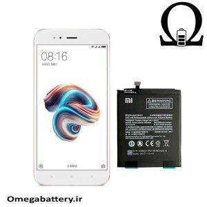 قیمت خرید باتری اصلی شیائومی مدل (Xiaomi Mi A1(Mi 5X) (BN31