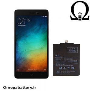 قیمت خرید باتری اصلی شیائومی مدل (Xiaomi Redmi 3S (BM47
