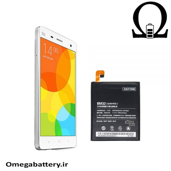 قیمت خرید باتری اصلی شیائومی Xiaomi Mi 4 (BM32) 1
