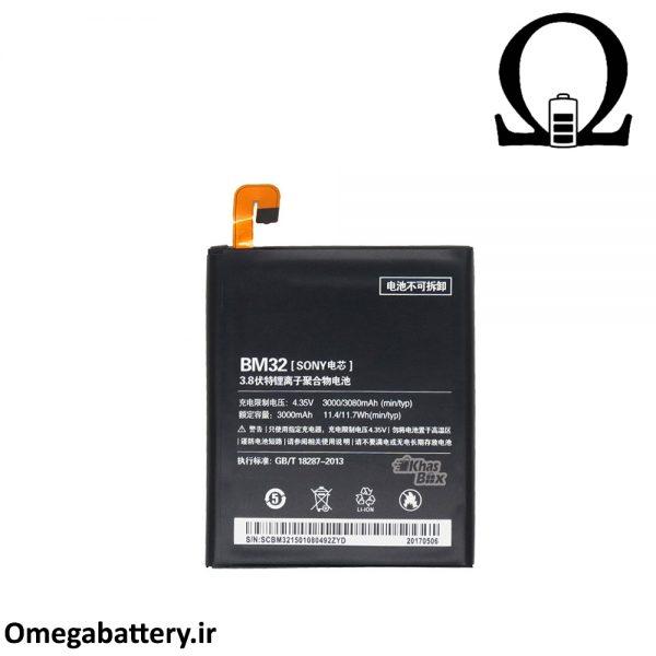قیمت خرید باتری اصلی شیائومی Xiaomi Mi 4 (BM32) 2