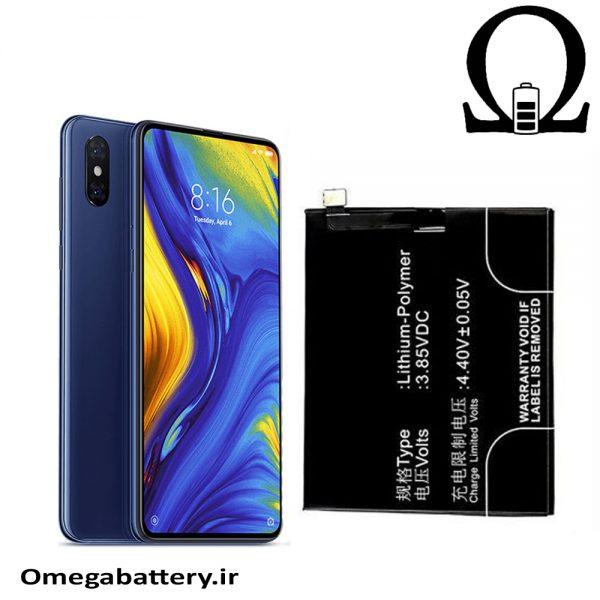 قیمت خرید باتری اصلی شیائومی Xiaomi Mi Mix 3 5G