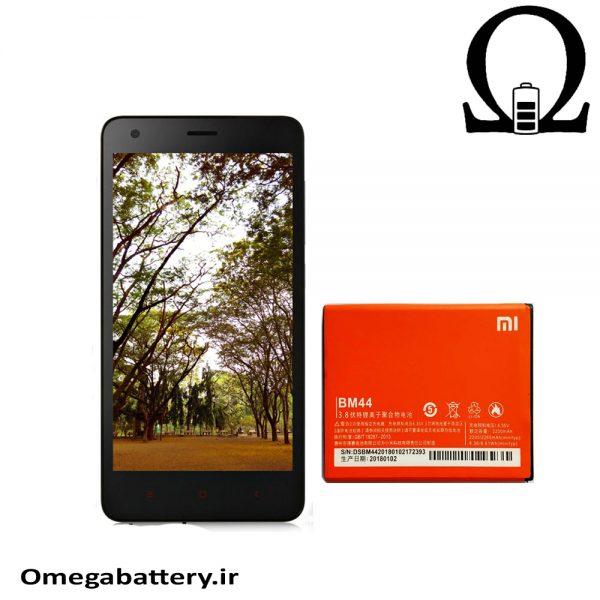 قیمت خرید باتری اصلی شیائومی Xiaomi Redmi 2 (BM44) 1