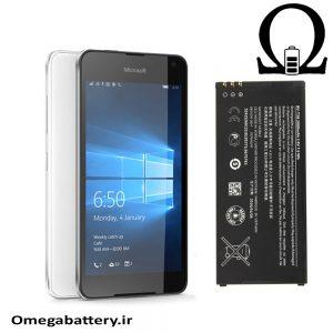 قیمت خرید باتری اصلی مایکروسافت Microsoft Lumia 650 – BV-T3G