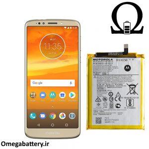 قیمت خرید باتری اصلی موتورولا Motorola Moto E5 Plus – HE50