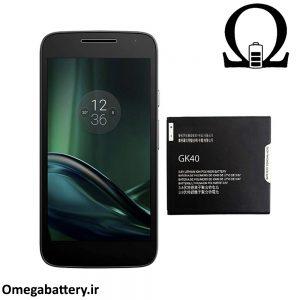 قیمت خرید باتری اصلی موتورولا Motorola Moto G4 Play – GK40