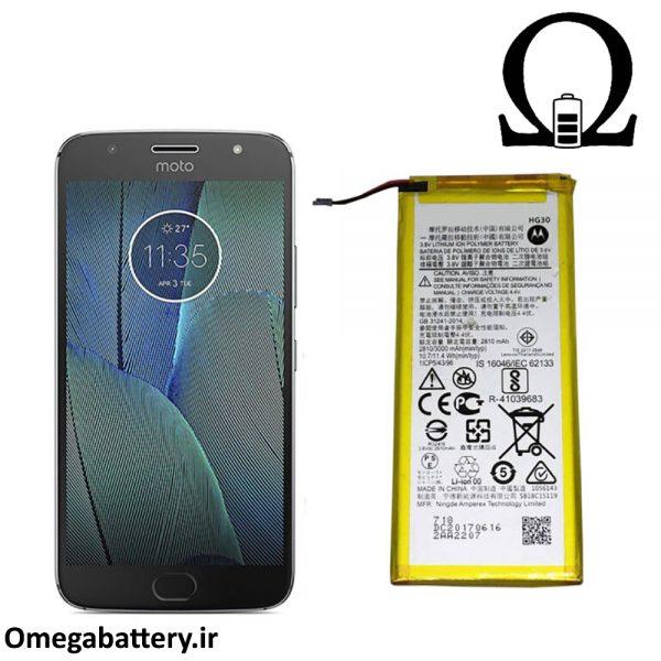 قیمت خرید باتری اصلی موتورولا Motorola Moto G5S Plus