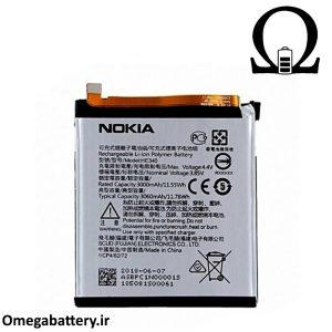 قیمت خرید باتری اصلی نوکیا NOKIA 7 2