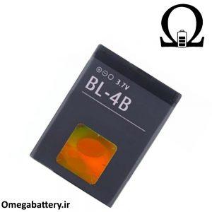 قیمت خرید باتری اصلی نوکیا NOKIA BL-4B 1