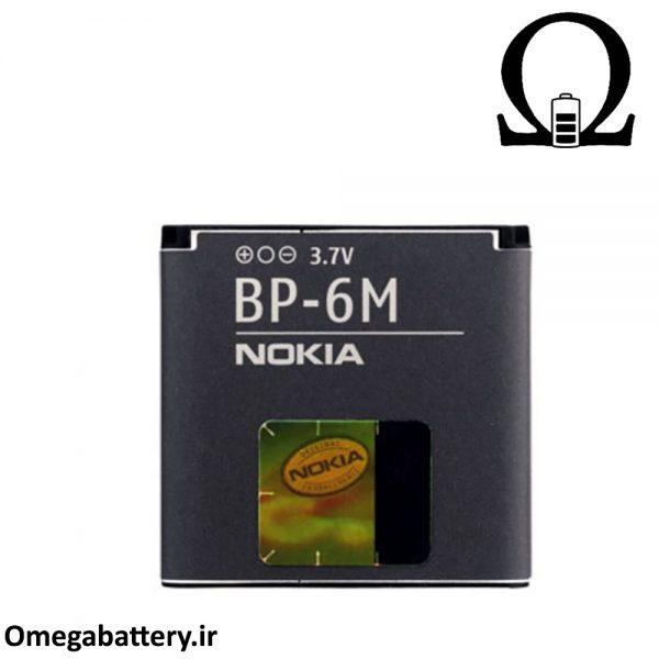قیمت خرید باتری اصلی نوکیا NOKIA BP-6M 1