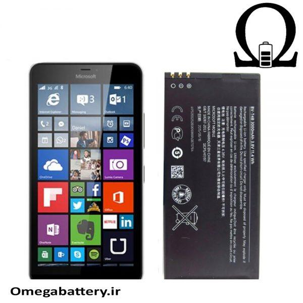 قیمت خرید باتری اصلی نوکیا Nokia Lumia 640 (BV-T5C) 1