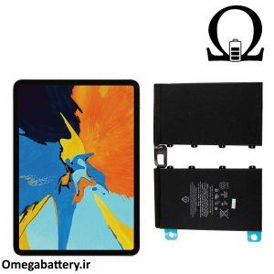 قیمت خرید باتری اصلی گوشی آیپد اپل ipad pro 11