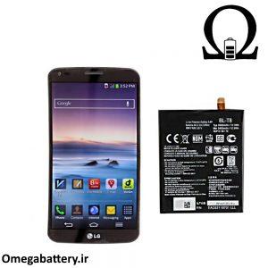 قیمت خرید باتری اصلی گوشی ال جی LG G Flex (BL-T8) 1