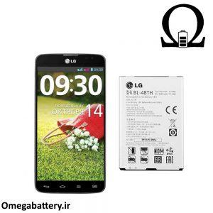 قیمت خرید باتری اصلی گوشی ال جی LG G Pro Lite Dual (BL-48TH) 1