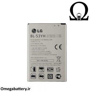 قیمت خرید باتری اصلی گوشی ال جی LG G3 (BL-53YH) 2