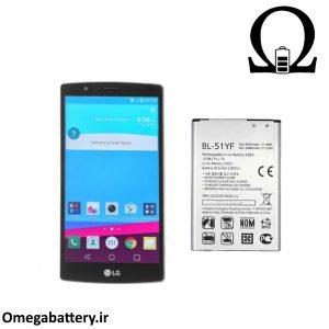 قیمت خرید باتری اصلی گوشی ال جی LG G4 (BL-51YF) 1